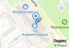 Компания «Plasma Service» на карте