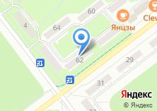 Компания «Континент-Сибирь плюс» на карте