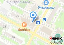 Компания «Новотехстрой» на карте