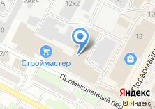 Компания «ЁжКрепёж» на карте
