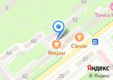 Компания «Янцзы» на карте