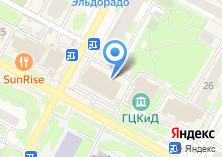 Компания «POWER-GIN» на карте