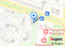 Компания «АВТОСПЕЦ54» на карте