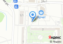 Компания «Инской» на карте