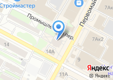 Компания «Монтаж Плюс» на карте