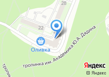 Компания «Subrina Professional» на карте