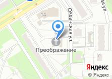 Компания «Новосибирская Библейская Богословская Семинария Евангельских Христиан-Баптистов» на карте