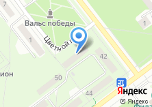 Компания «Белый Кот Сибирь» на карте