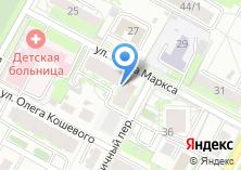 Компания «Новосибирскэнергосбыт компания по сбыту электрической энергии» на карте