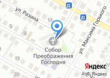 Компания «Кафедральный собор в честь Преображения Господня» на карте