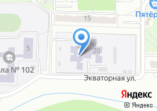 Компания «Детский сад №488 Лебедушка» на карте