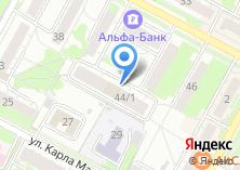 Компания «ЖКХ. Контроль-Новосибирск» на карте