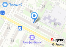 Компания «Ветеринарная Аптека №1» на карте