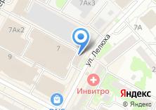 Компания «Техно-Лаffка» на карте