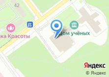 Компания «Ресторан» на карте