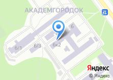 Компания «Бассейн СО РАН» на карте