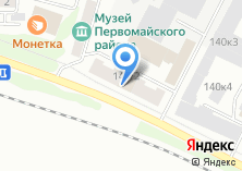Компания «Стройконтакт» на карте