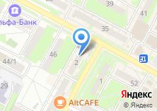 Компания «Сакура-Бердск» на карте