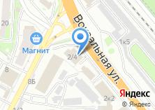 Компания «АртСибСталь» на карте