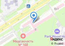 Компания «АстраМед» на карте