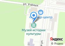 Компания «Музей истории культуры народов Сибири и Дальнего Востока» на карте