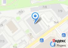 Компания «НАУЧНЫЙ ЦЕНТР ЭПИТАКСИЯ» на карте
