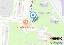 Компания «Адвокатский кабинет Шитова Д.А.» на карте
