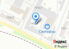 Компания «ЭКОСТРОЙМАСТЕР» на карте
