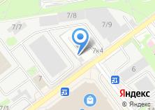 Компания «Шиномонтажная мастерская на ул. Кутателадзе» на карте