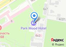 Компания «Park Wood Hotel» на карте