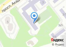 Компания «Геофизическая служба СО РАН» на карте
