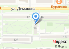 Компания «FLOraОПТ» на карте