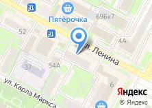 Компания «Электронный город» на карте