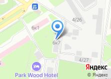 Компания «Сибирь Ортопедия» на карте