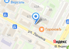 Компания «СМК Сервис» на карте