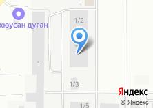 Компания «Дефлай» на карте