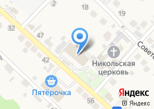Компания «Луговской» на карте