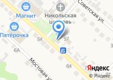 Компания «Почтовое отделение с. Новолуговое» на карте