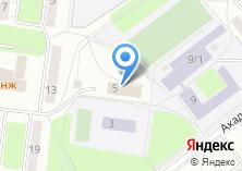 Компания «Сибпромизолит» на карте