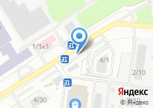 Компания «Шиномонтажная мастерская для грузовых и легковых автомобилей» на карте