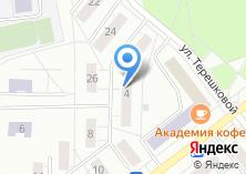 Компания «TWIGGI» на карте