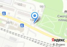 Компания «Горячие беляшики» на карте