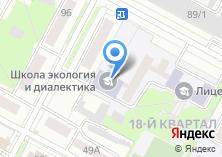Компания «Арт-Мастерская творческая школа-студия» на карте
