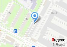 Компания «Injector Servis» на карте