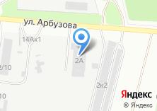 Компания «Авантаж-С» на карте