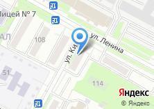 Компания «Отдел судебных приставов по г. Бердску» на карте
