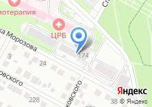 Компания «СТО им. А.С. Пушкина» на карте