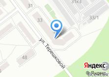 Компания «Траст Бизнес Лайн-Новосибирск» на карте