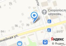 Компания «ТеплоКомплекс» на карте