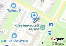 Компания «Городской историко-художественный музей» на карте